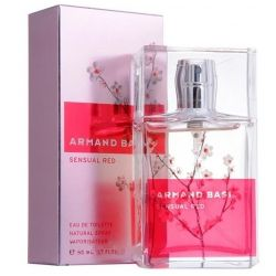 Armand Basi SENSUAL RED EDT 30ml W