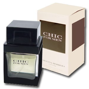 CAROLINA HERRERA CHIC EDT 100ml M