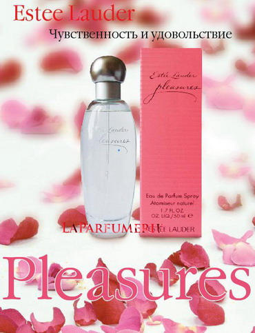 ESTEE LAUDER PLEASURES EDP 50ml W